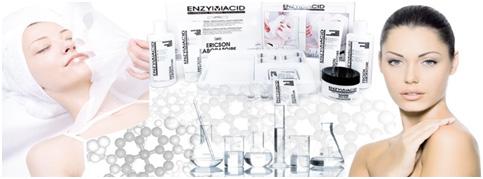 Enzymacid behandeling bij Syllz Huidverzorging